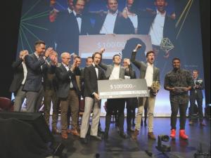 Call for entries der weltweit bestdotierten Blockchain Competition