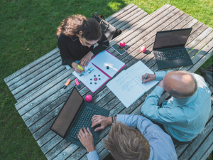 Sitzungsdossier, Sitzungsverwaltung und Antragsworkflow für Geschäftsleitung eines grossen Versicherers