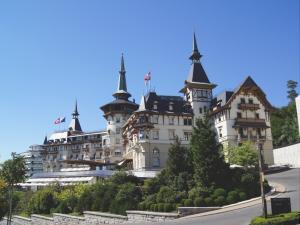 «The Dolder Grand»-Hotel akzeptiert Zahlungen in Bitcoin mit neuer «inapay»-App